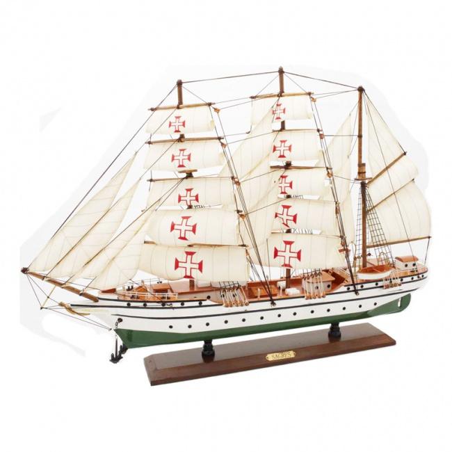 """Корабль """"Сагрес"""" 74*50см"""
