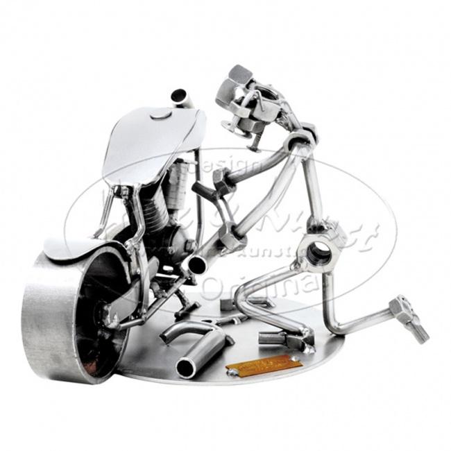 Ремонт мотоцикла, h=13см