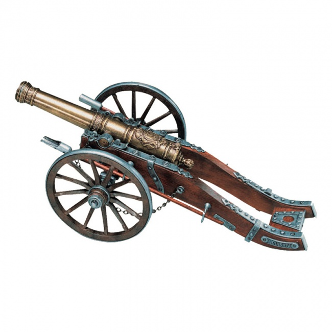 Пушка старинная своими руками