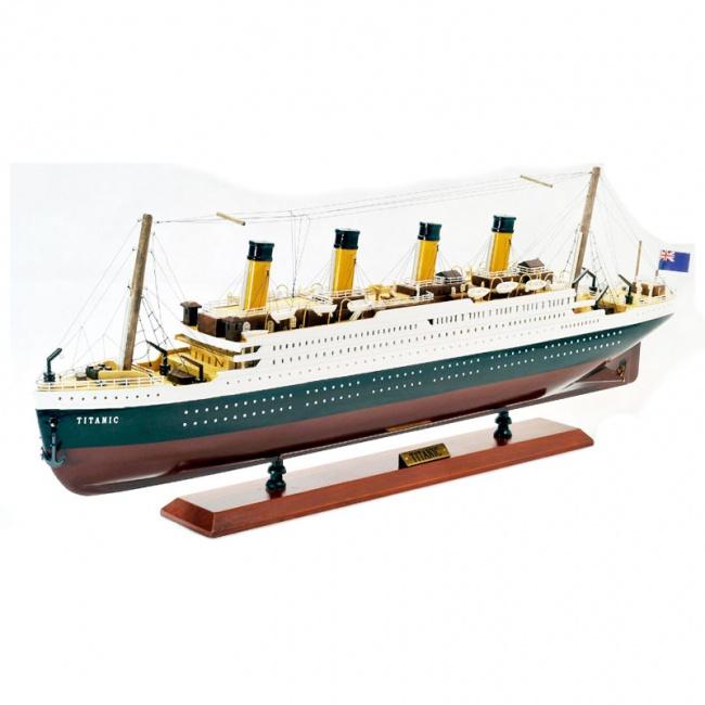"""Корабль """"Титаник"""", 80*30*9,5 см"""