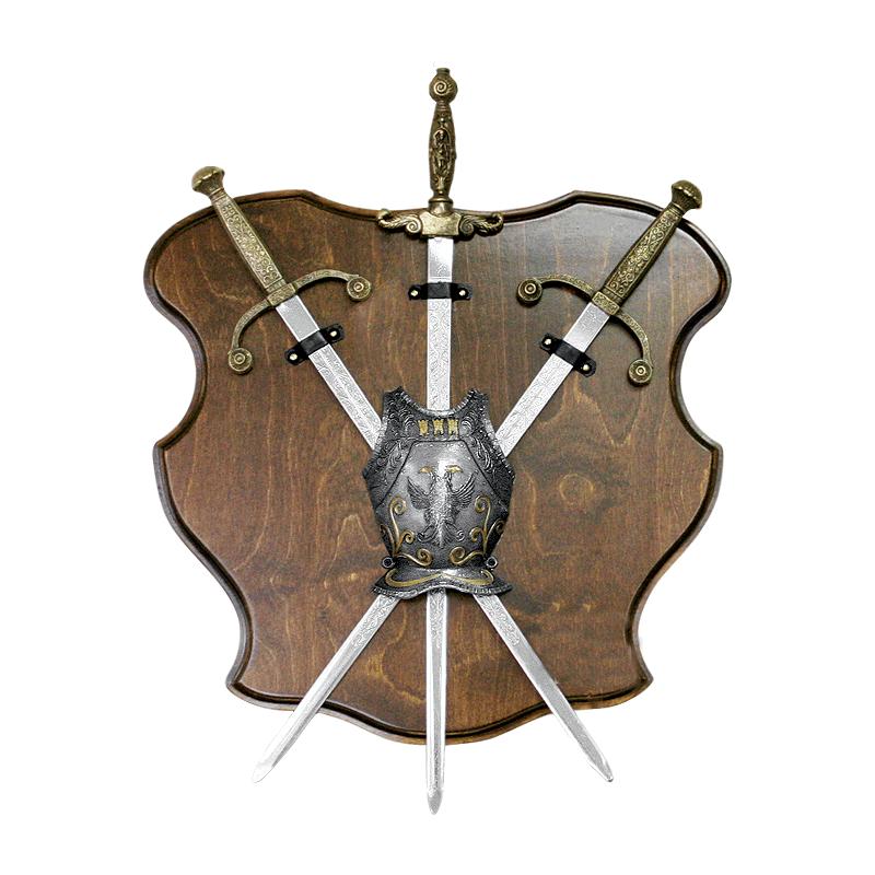 мечи щиты доспехи фото филейной вязки хорош